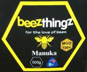 Local Manuka honey