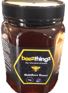 Multiflora Honey 1KG 3