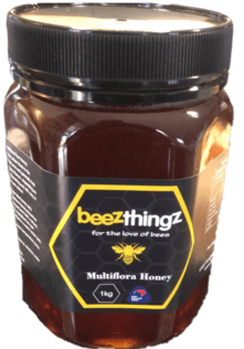 Multiflora Honey 1KG 1